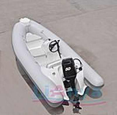 Rigid Inflatable Boat LY-380 with CE