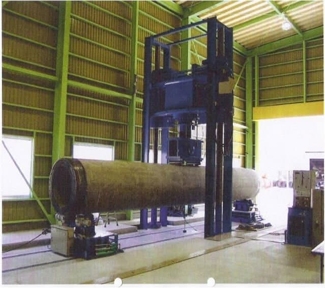 Large Universal Testing Machine