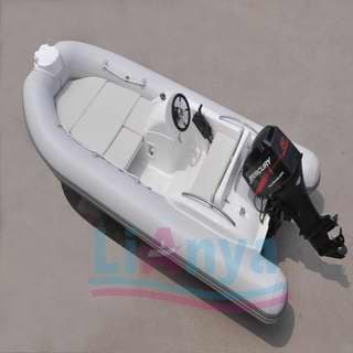 Rigid Inflatable Boat LY-430 with CE