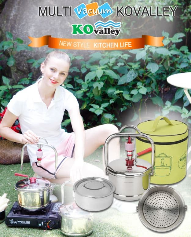 Multi vacuum Kovalley