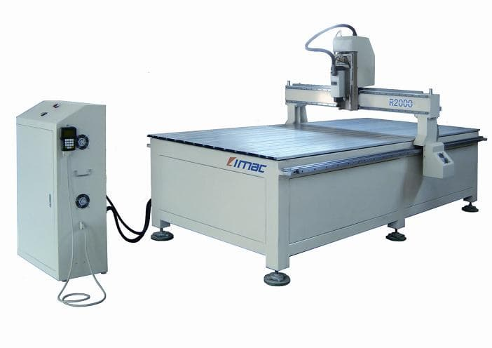 China LIMAC cnc router 4' X 6' table