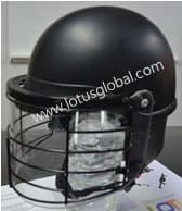 Anti Riot Helmet 5mm