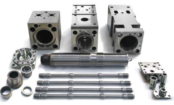 Korean Hydraulic Breaker Hammer Parts
