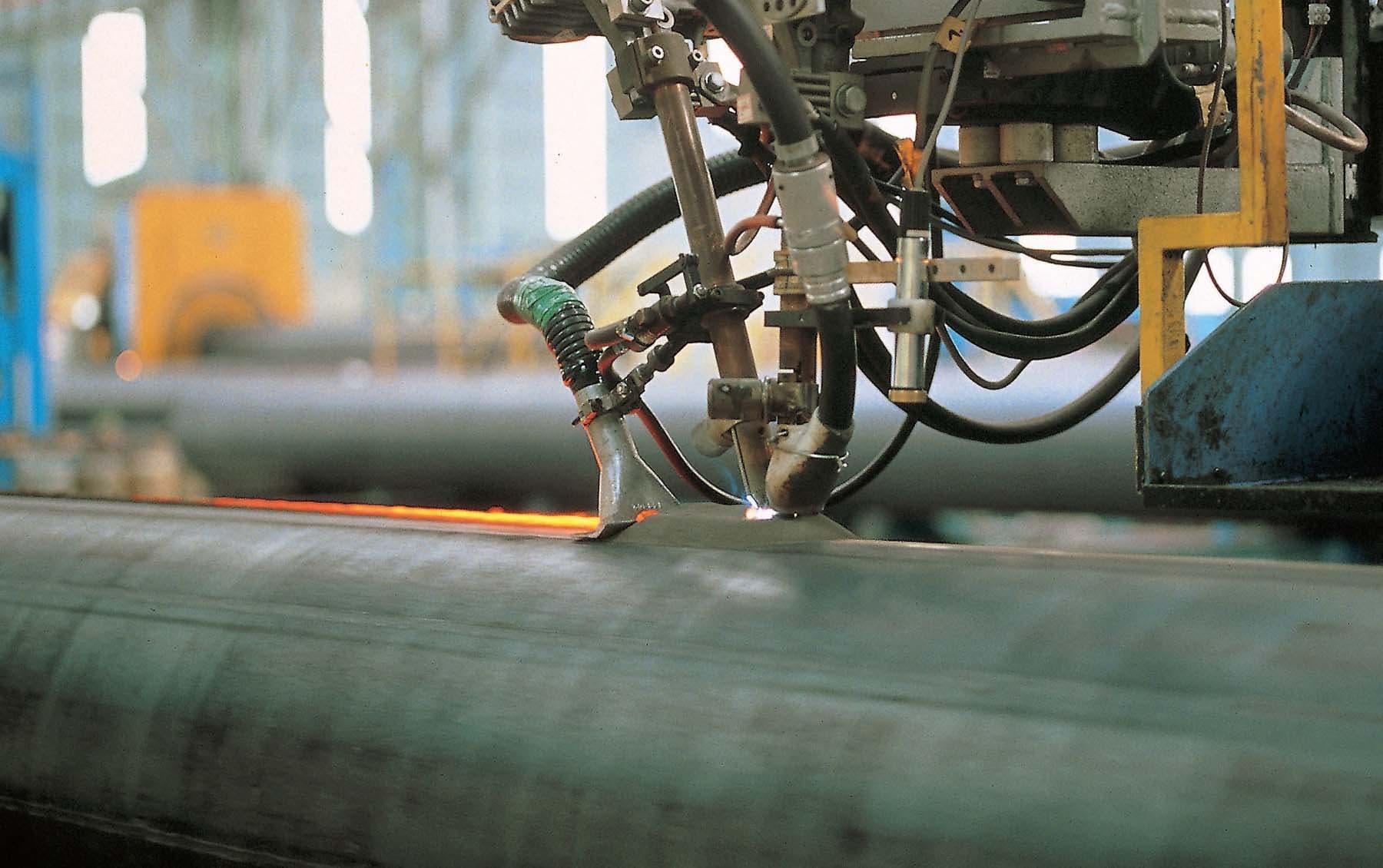 Submerged Arc Welding Saw Pipe Tradekorea