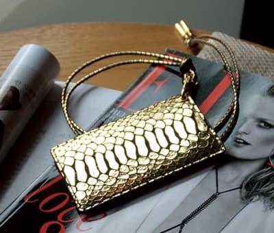 GAZE] Premium Leather card holder_case_pouch