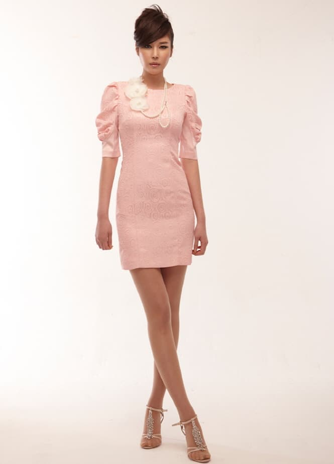 Images of Spring Party Dresses - Reikian