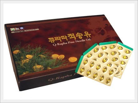 Jeok song yu red pine needle oil food from solnara co ltd b2b