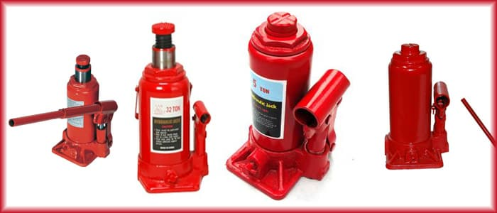 Hydraulic toe jack price and pictures | tradekorea