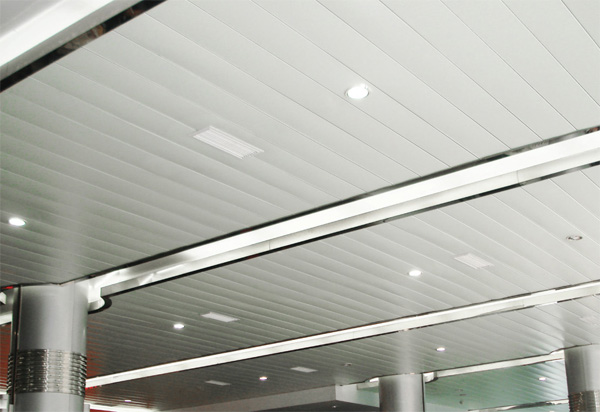 Panel Aluminium Strip : Aluminium ceiling c shape strip ceilings panels from