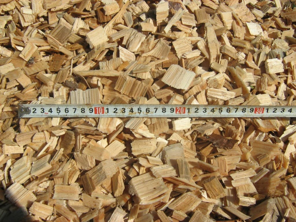 Wood chip from aceh indonesia mural timber world