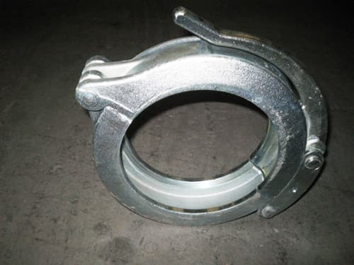 Pipe fittings zoomlion  concrete pump