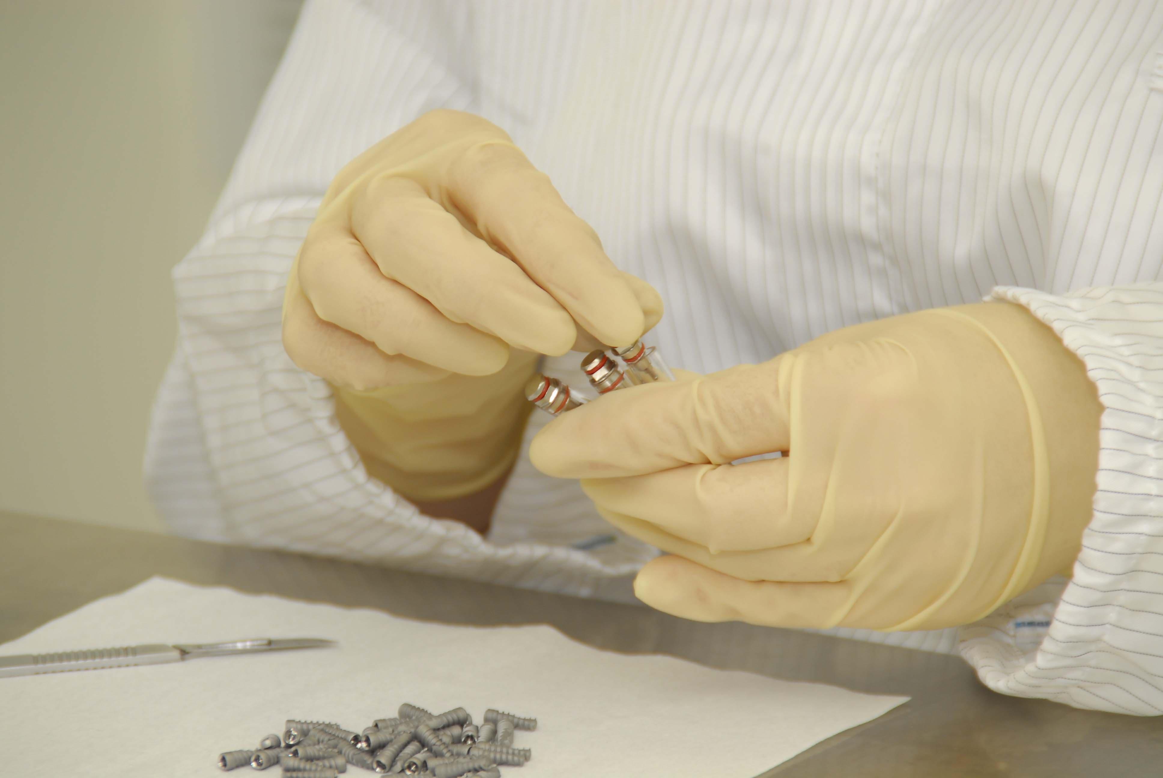 Dental Implants Manufacturing   tradekorea