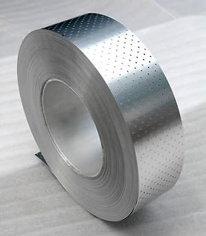 Perforated Aluminium Strip For Ppr Pipe Tradekorea