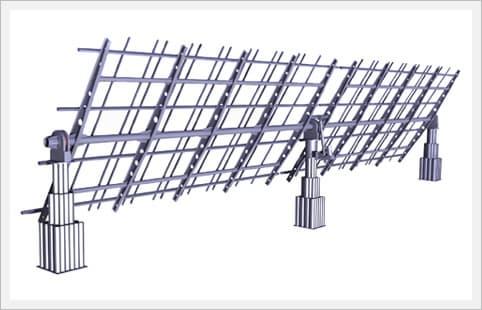 Single Axis Solar Tracker Tradekorea