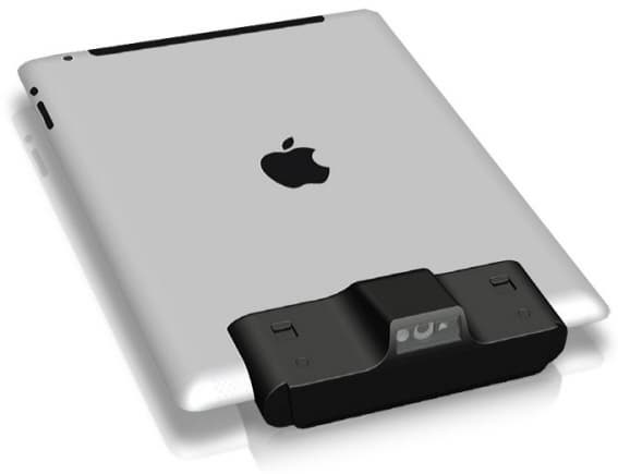 Card Reader And Barcode Scanner For Ipad Linea Tab From