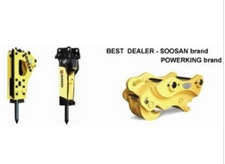 High Quality HYDRAULIC BREAKER and HAMMER Spare Parts[HANMI INTERNATIONAL CO.,LTD]