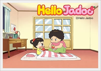 Hello Jadoo (Animation TV Series)