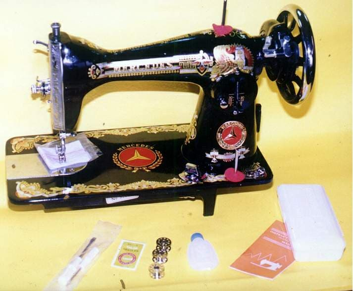 TradeKorea Cool How To Use The Sewing Machine
