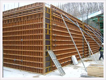 SB Steel Wall Form from Seobo Industrial Co., Ltd. B2B marketplace ...