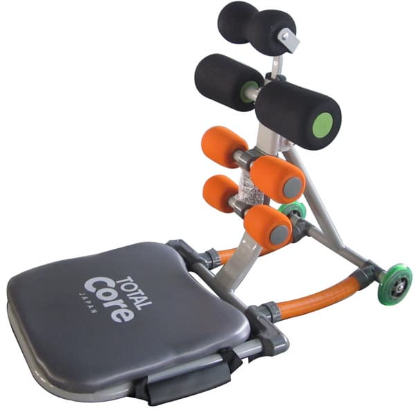 Fitness Equipment Industry Statistics: Total Core AB Exerciser As Seen On TV,AB Coaster,Abdominal