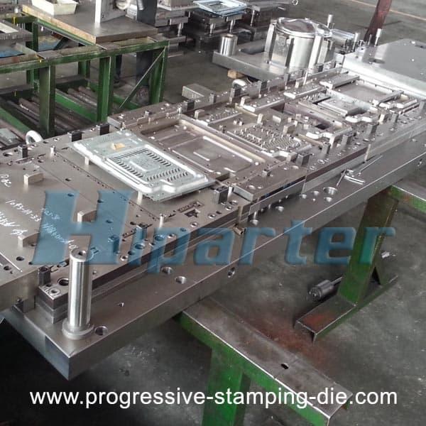 Progressive Stamping Die/ Stamping Mould | tradekorea