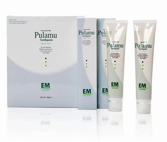 EM Pulamu Toothpaste