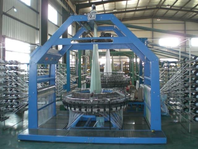 Pp Woven Sack Machine Circular Loom Tradekorea