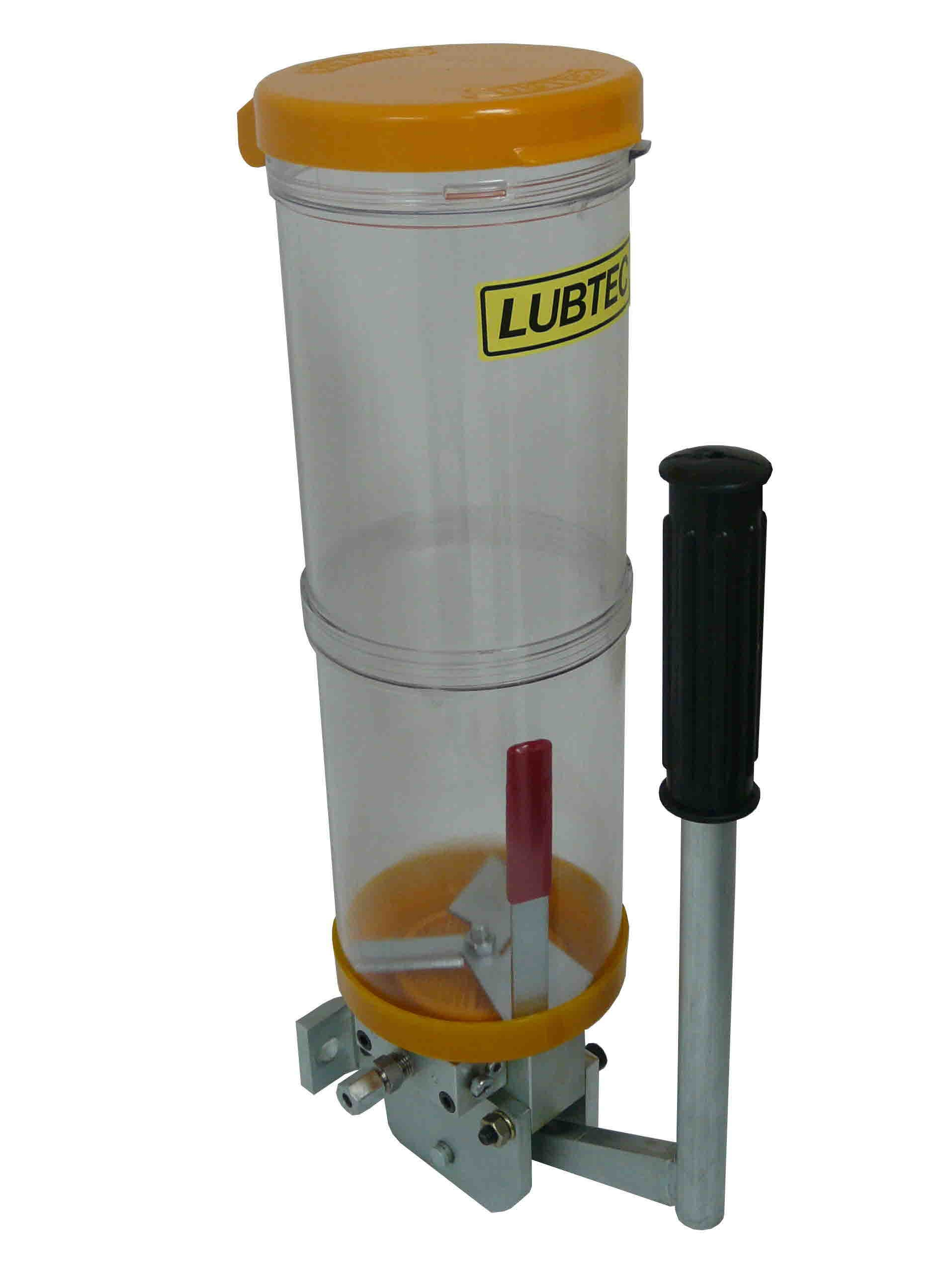 Lubrication Pumps of Manual Type ( HMP-4 )