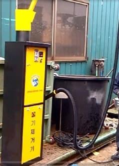 New Car air drier for car washing (car drier with an warm air blower)