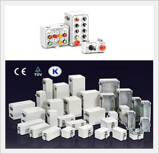 Plastic Boxes Stainless Hinge Type (Small Size)