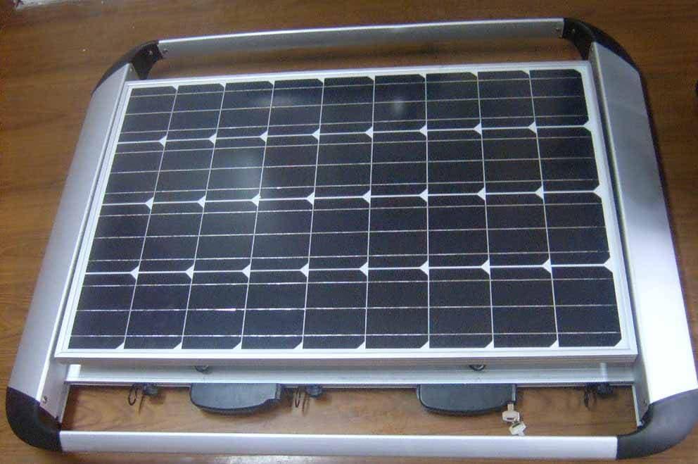 Car Truck Roof Solar Panel Tradekorea