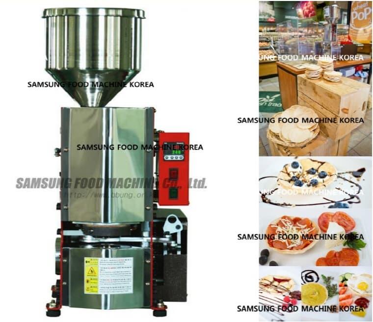 rice pop machine
