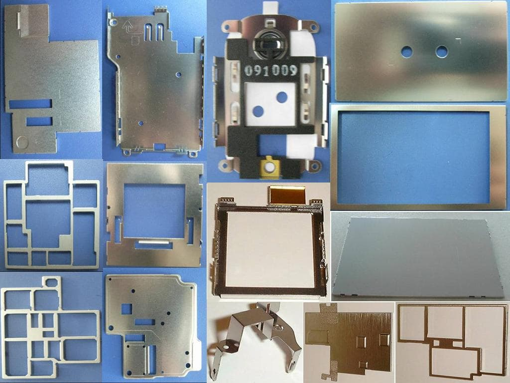 Shielding Case Frame & Cover,Antenna Plate,Bracket,Bezel,EMI Spring,Pin,Clip,Washer,Frame &<strong>Enclosure</strong>
