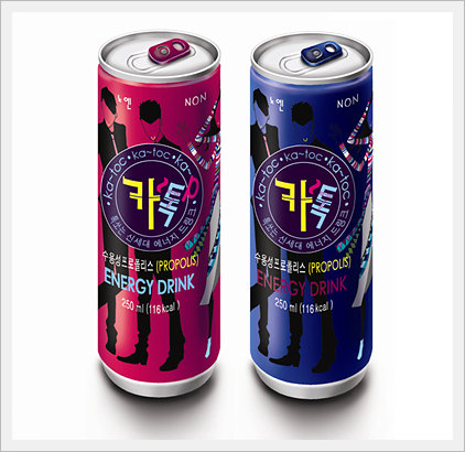 Energy Drink (Ka-Toc)