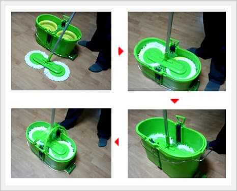 ELD Twin Spin MOP