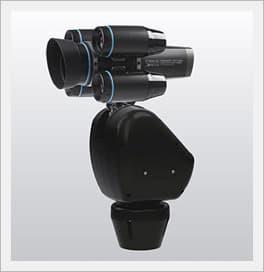 Network Intelligent Positioning System Camera