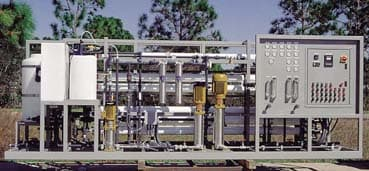 Packaged Process Pure Water System BK-10000