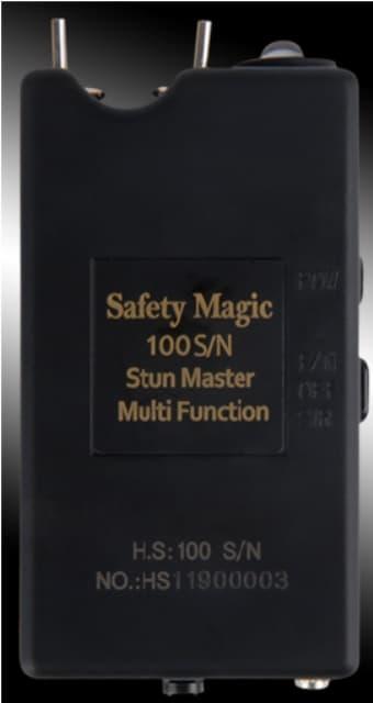 1MV Rechargeable Multi-Function Stun Gun