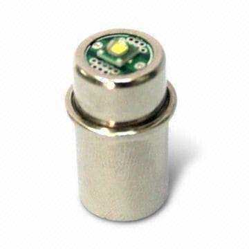 Replacement LED bulbs use for Mag-lite from Deshun Technology HongKong Ltd B2B marketplace ...