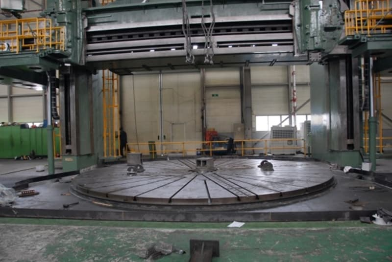 Cnc Niles 4 Axis Vertical Lathe 7 620mm From Hsm Kore B2b