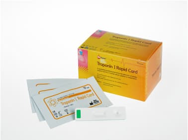 <strong>BioTracer</strong> Troponin I Rapid Test
