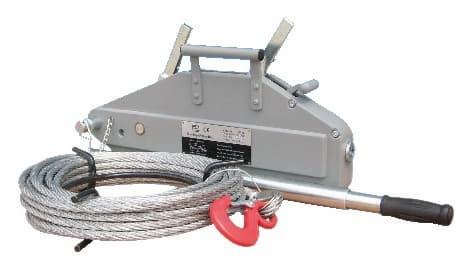 Wire rope pulling hoist instruction from Yantai Longhai Hoisting ...