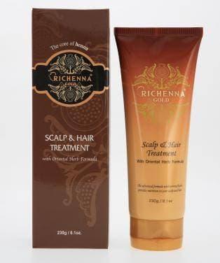Richenna Clinic Gold Scalp & Hair Treatment