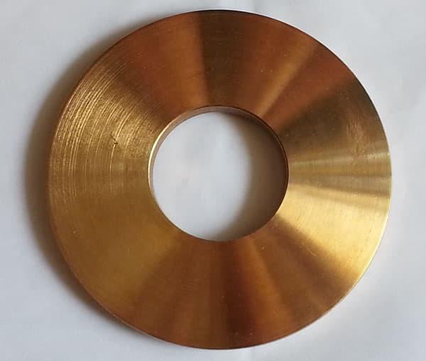 Beryllium Copper Disc Spring From Xiamen Shuangyuan