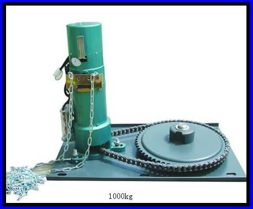 Rolling Door Motor From Wuxi Weida Waite Electric Motor Co