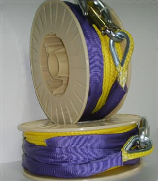 UHMWPE, Road Power™ Winch Rope