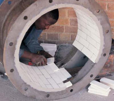alumina ceramic tile for wear resistant lining