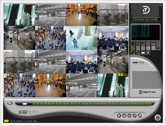 [DVR]PC Based DVR / NVR [DIGI-IT Inc.]