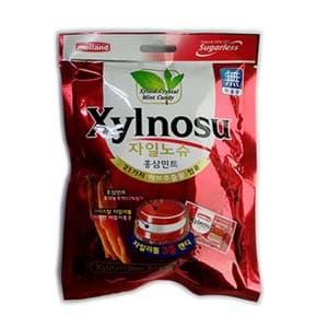 Xylinosu Red Ginseng Mint Candy