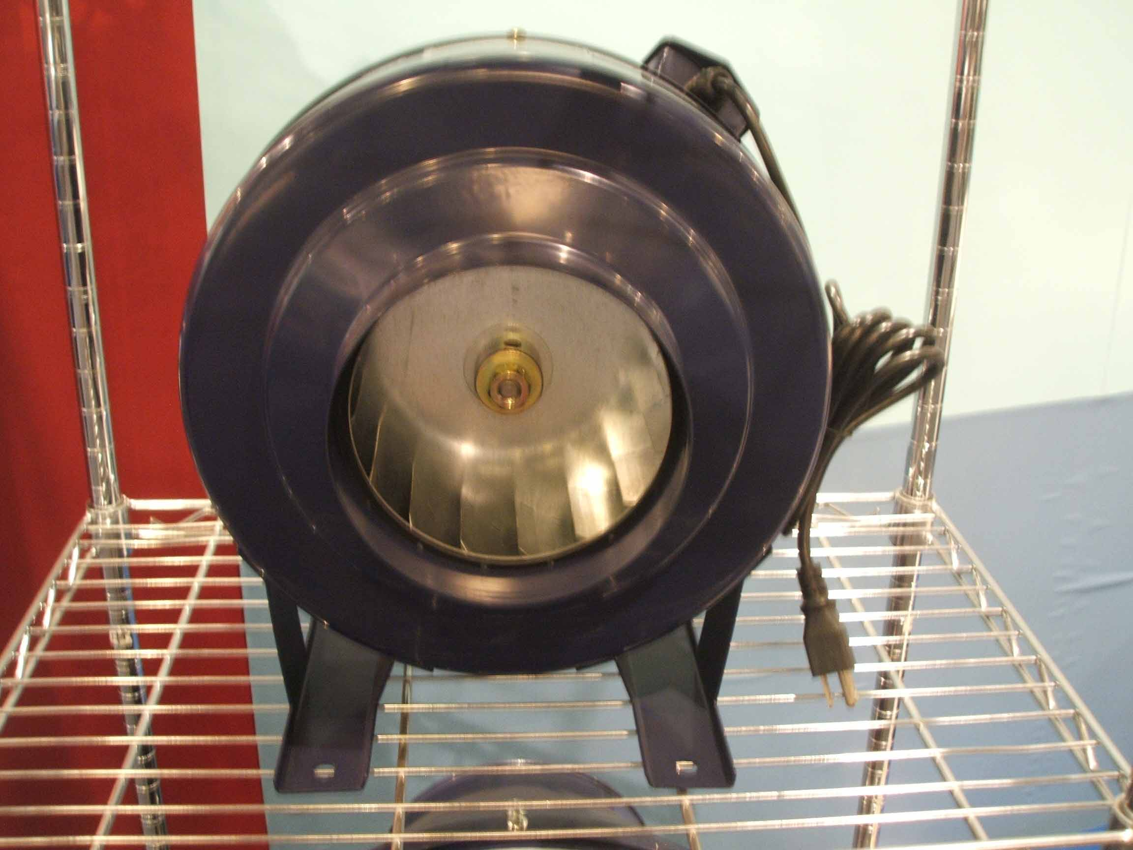 Duct Fan In An Enclosure : Inline duct fans and plastic from kj